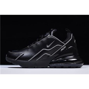 Nike Air Max 270 Flyknit Black/Charcoal Men's and Women's Size AH8060-002